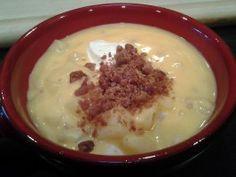 "Simply Sensational Loaded ""No-Bake"" Potato Soup #5FIX"