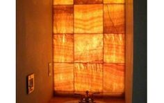 About Onyx Stone Tiles thumbnail Onyx Marble, Stone Veneer, Stone Tiles, Tile Design, Vanity, Table Lamp, Curtains, Bathroom, Lighting
