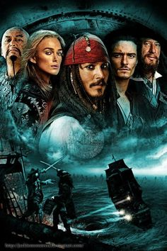 My favorite Pirates.....until I saw Dead Men Tell No Tales ;)
