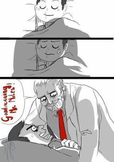 Yeah I always found acidic walking into Des' room and standing inches from his face while waking him up really creepy XD Assassins Creed Comic, Assassins Creed Odyssey, Professor, Connor Kenway, All Assassin's Creed, Infamous Second Son, Cry Of Fear, Fan Art, Drawings