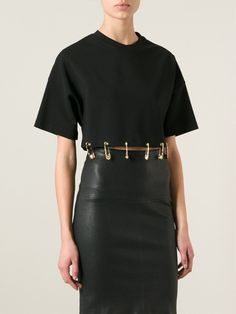 Image result for safety pin t shirt
