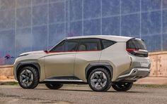 Gargantuan Mitsubishi GC-PHEV Concept Debuts at 2015 Chicago Auto Show |  The NewsWheel |