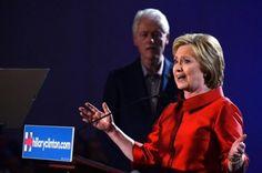 Hillary Clinton celebra victoria en Las Vegas; dice se ha impuesto a las dudas