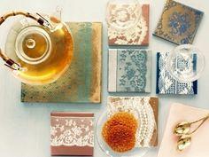 12 Gorgeous DIY Lace Crafts ...