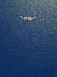 Northrop Grumman B-2 Spirit 'Stealth Bomber' flying over the Pacific Ocean. May 12, 2009.  Photo by Christopher Bush