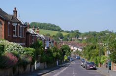 Guildford, England - Happy childhood memories of this picturesque town!
