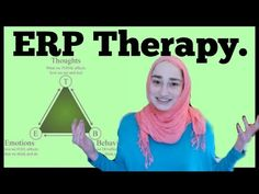 OCD/Anxiety Treatment: What is ERP Therapy? (Exposure and Response Prevention) Anxiety Treatment, Ocd Therapy, Obsessive Compulsive Disorder, Mindfulness Practice, Cbt, Disorders, Counseling, No Response