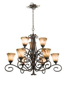 amelie 9 light chandelier amelie distressed chandelier perfect lighting