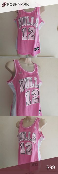 low priced ac922 0c1fb Adidas NBA Studded Mesh Jersey Tank Top Authentic Adidas NBA Jersey Mesh  Tank top This is