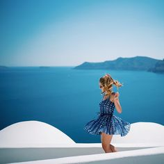Santorini, Greece - Gal Meets Glam