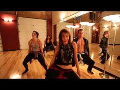 Aaliyah - Rock The Boat | Lorena Liebman Choreography | 8 Count Blueprint Cru
