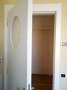 porta con oblò