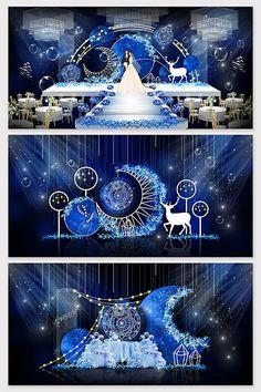 Indian Wedding Stage, Wedding Stage Design, Wedding Stage Decorations, Table Decorations, Royal Wedding Invitation, Original Wedding Invitations, Wedding Sets, Wedding Colors, Wedding Yellow