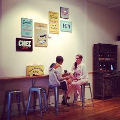 The Annex Cafe in Glenelg, SA