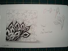 Jane Monk Studio - Longarm Machine Quilting & Teaching the Art of Zentangle®: June 2010