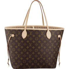 Louis Vuitton Neverfull MM Monogram Canvas M40156 will come with the authenticity card, serial number, dust bag and care booklet. All Louis Vuitton Neverfull handbags are made in France, 100% original and brand new from factory. Free worldwide shipping and non-tax needed!