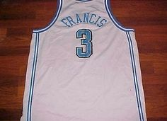 Steve Francis 3 Orlando Magic NBA Reebok Swingman White Basketball Jersey  2XL 71995ff70