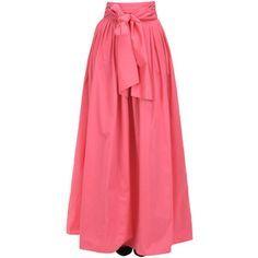 Pinko Castello Long Skirt