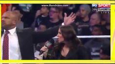 Roman Raings Again Revence Against Tripple h on raw 28/03/2016