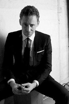 Tom Hiddleston by Lorenzo Agius. Via @ChillItJenn