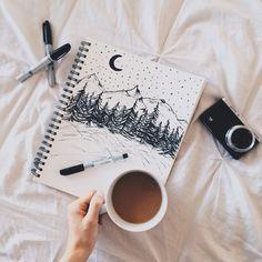 Coffee and chocolates ♡