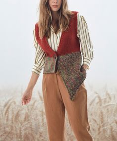 Winter Outfits, Bohemian, Knitting, Handmade, Style, Fashion, Swag, Moda, Hand Made