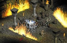 Diablo 2 remaster: 'It's going to be difficult to make it feel exactly like the same game'