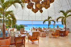 seaview dining area at cap juluca anguilla british west indies #GOWSRedesign