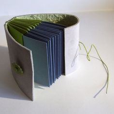 How to make Hedi Kyle's Blizzard Book with by marcadeartspress, £6.48