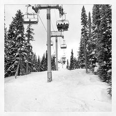 Symphony chair on Whistler Mountain! #whistler #winter #skiing  nitalakelodge's photo on Instagram