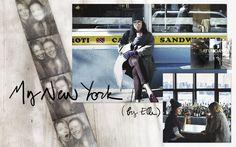 New York by Garance Doré Bonnes addresses, etc