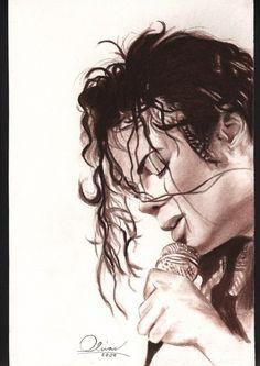 Michael Jackson no. 1 by essenceofus on Etsy