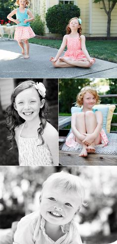 Candid family photo session in Danville CA :: Jennifer Chaney, The Family Life Photographer