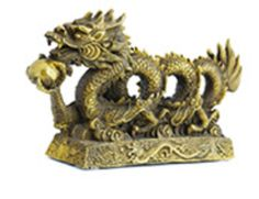 The element of the East is wood and the trigram of this sector is Chen. It's an important direction in feng shui as it is the home of the celestial dragon...and the direction that is filled with the most amount of sheng chi or growth chi. That's why it's the ideal part of the home for the sons of the family to have their bedrooms. activate the east sector? Certainly with water...and by always placing the image or sculpture of a dragon here...and one of the best is where the dragon holds a…
