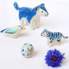 Dodo Toucan's Animal Ceramics Add Color to Everyday Decor