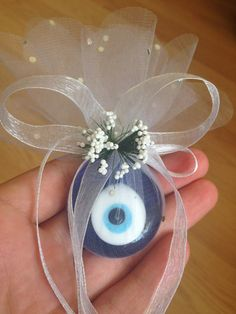 Turkish Evil Eye-Evil Eye Magnet-Evil by CreativeShopIdeas on Etsy