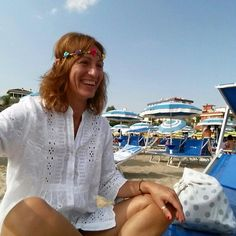 outfit hippie da spiaggia