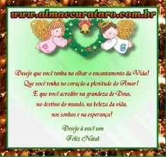 Alma & Cura Tarô deseja uma Feliz Natal iluminada para todos.  Feliz Natal   Muita Luz Alma & Cura Tarô  www.almaecurataro.com.br