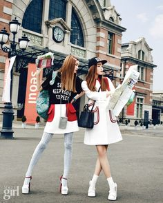 VOGUE GIRL Korea May 2014