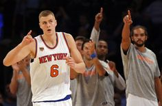 Not So Fast, adidas: Nike Has Chance To Match Kristaps Porzingis Deal (Report) | Elite Sports NY