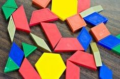 ideas for using pattern blocks