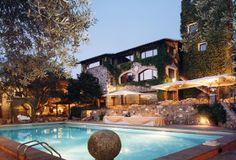 Borgo a Roma Nord - location con piscina per eventi