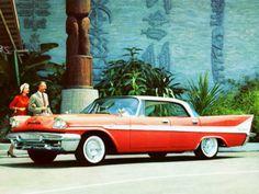 1958 DeSoto Fireflite Sportsman Hardtop Sedan (LS3-H)