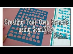 Create a Doily Banner Great for any Occasion with ScanNCut - YouTube
