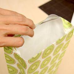 紙袋屋さんに教わった、紙袋の作り方 | DIYで作るオシャレインテリア【金曜大工】