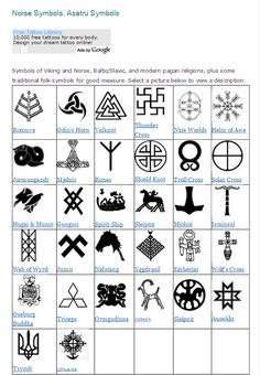 Viking Symbols | Home | norse symbols Gallery | Also Try: