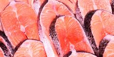 Best of Web O salmão que você come não é cor-de-rosa. Ele é tingido! Esse vídeo revela como