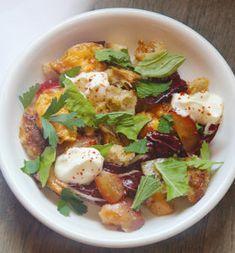Savoring with Chef Zachary Keaton of Pizza Bar + Trattoria Coast Restaurant, Potato Salad, Restaurants, Pizza, Bar, Dining, Ethnic Recipes, Food, Diners