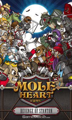 두더지들의 대반란 '모울하트' 구글 플레이 출시::게임정보포탈 넘버원! 게임메카~^(LIVE게임)^~ WWW.CK6000.com 실시간카지노실시간카지노
