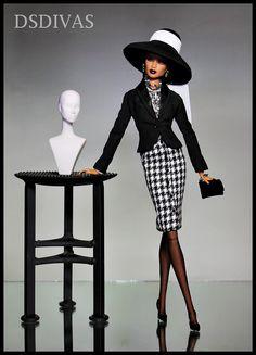 If I styled Barbie.